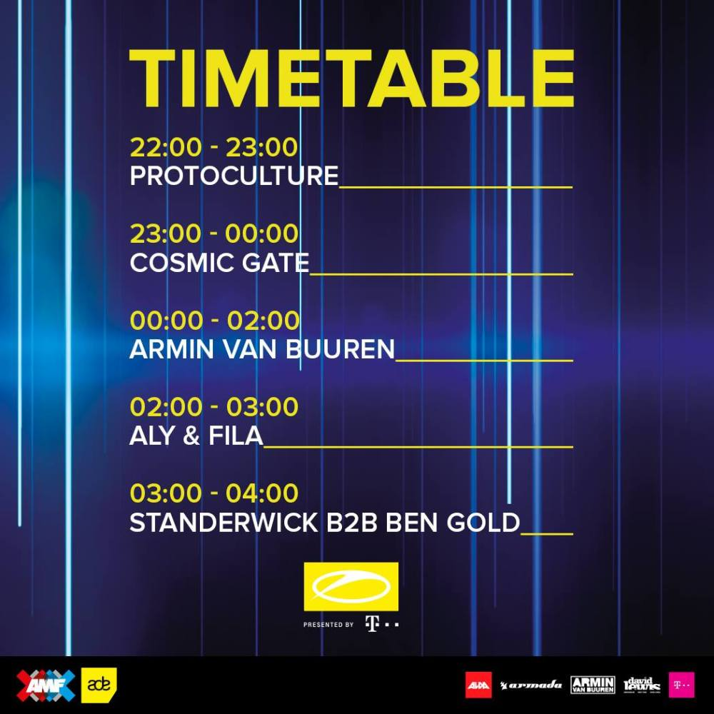 ASOT836-TimeTable